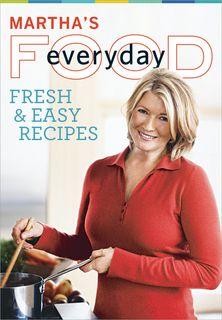Martha's Everyday Food App