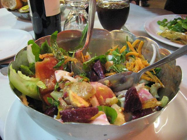 Mixed salad